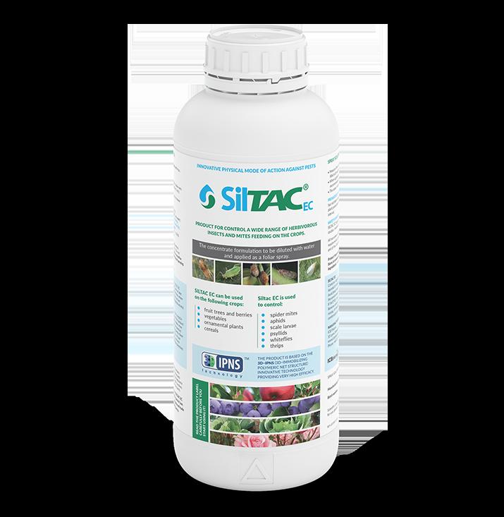 Siltac EC - product
